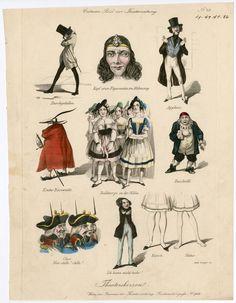 Theatre Costume 18th century-19th century, Plate 081. Metropolitan Museum of Art (New York, N.Y.).  Costume Institute. Fashion plates, 1790-1929. Costume Institute Fashion Plates. #TheatreCostumes