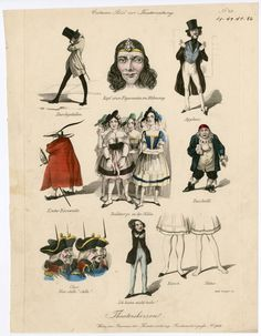 Theatre Costume 18th century-19th century, Plate 081. Metropolitan Museum of Art (New York, N.Y.).  Costume Institute. Fashion plates, 1790-1929. Costume Institute Fashion Plates. #TheatreCostumes