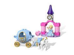 Oo! Disney princess DUPLO!  - Cinderella's Carriage  | LEGO Shop