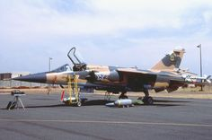 Mirage Development History and SAAF Early Days Development: The Mirage came about as successor to the Mirage III for the Fren. Fighter Aircraft, Fighter Jets, Mirage F1, Iai Kfir, Air Force Day, South African Air Force, Dassault Aviation, Korean War, Military History