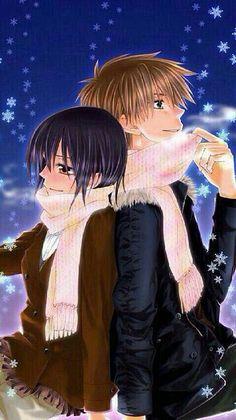 Usui and Misaki - Kaichou wa Maid-sama Maid Sama Manga, Anime Maid, Vocaloid, Shugo Chara, Manga Love, Anime Love, Manga Girl, Fanarts Anime, Manga Anime
