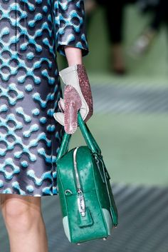 See detail photos for Prada Fall 2015 Ready-to-Wear collection.