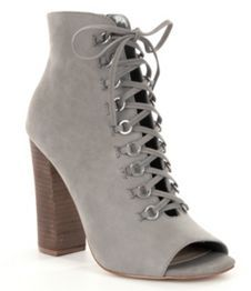 Steve Madden Freemee Lace Up Booties