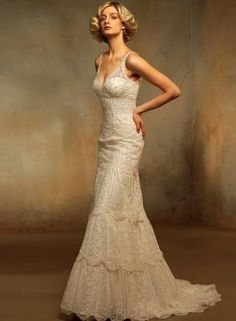 Pronovias - this is pretty much exactly what i want