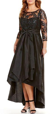 01c5d7d7e5 24 Plus Size Long Wedding Guest Dresses  with Sleeves