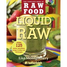 I pinned this Liquid Raw from the Fresh & Fit event at Joss & Main!