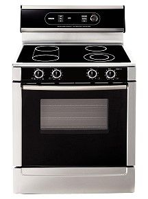 Orvilles Home Appliances HES7052U Bosch Evolution Electric Range 700 Series Self Cleaning (HES7052U) Stainless Steel
