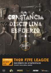 Thor Five League - Reglamento. Reglamento Thor Five League 2015-2016. Repasamos las normas de la competición.