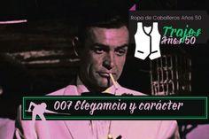 Trajes Años 50 Hombre - Moda en los 50 Rockabilly, Moda Pinup, Bond, Wicked, Pin Up, Movies, Movie Posters, Fictional Characters, 1950s