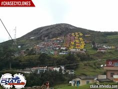 Commercialized Ooty #ChaseCyclones #ChaseTheMonsoon