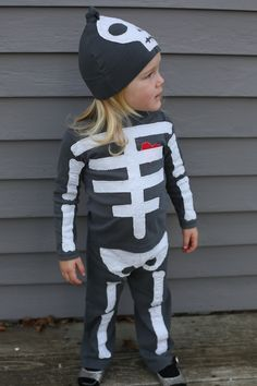 Wish I would have seen this sooner. Cute way for a comfy halloween costume.