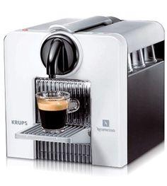 KRUPS Nespresso Le Cube XN5000 - 19 Bars 1L Blanc - KRUPS - Ventes Privées