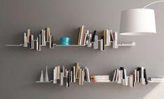 Skyline shelf
