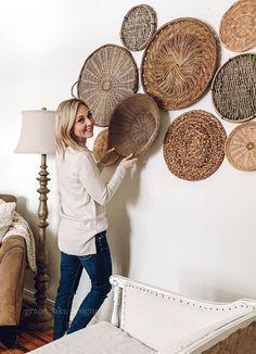 Basket Wall | Grace Oaks Designs