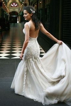 J'Aton Couture gown