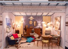 As seen at Decorex Cape Town 2013 Decor, Furniture, Interior, Loft, Gallery Wall, Loft Bed, Wall, Home Decor, Bed