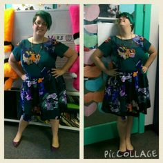 Taylor Dresses dress via Gwynnie Bee