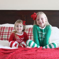 Christmas Pajamas - Making Spirits Bright – Gentry California
