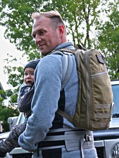 GORUCK Rucksack - A New Parent's Best Friend | BUB