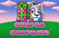 Игровой автомат Easter Surprise онлайн на деньги  Темой игрового автомата Easter Surprise стала Пасха. Вы будете выводить реальные деньги на карту, составляя комбинации на пяти барабанах с 20 линиями. В онлайн аппарате есть риск-игра, призовой режим и фриспины. Play Free Slots, Free Slot Games, Win Line, Good Spirits, Easter Holidays, Slot Online, Slot Machine, Online Games, Games To Play