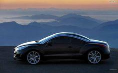 Peugeot RCZ. You can download this image in resolution 1920x1200 having visited our website. Вы можете скачать данное изображение в разрешении 1920x1200 c нашего сайта.