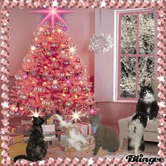For My Sister---A Pink Christmas