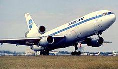 McDonnell Douglas - Pan American World Airways Commercial Plane, Commercial Aircraft, Douglas Aircraft, Private Pilot, Boeing 727, Passenger Aircraft, Pan Am, Air Festival, Civil Aviation