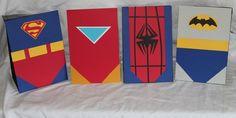 Superhero goodie bag ideas