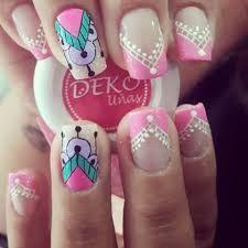 Resultado de imagen para diseño de uñas con mandalas Pedi, Nailart, Finger, Nail Stuff, Manicures, Beauty, Finger Nails, Templates, Nail Decorations