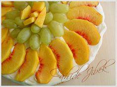 Kolay Meyveli Yaş Pasta