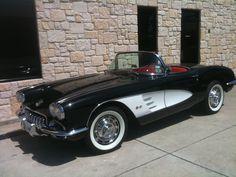 1959 Corvette - I want it!
