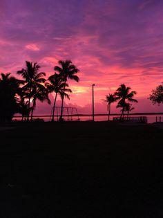 by Sail Fish Scuba dive shop mile marker 103 in Key Largo, Florida Keys 3 June 2013 Scuba Dive Shop, Scuba Diving, Florida Keys, Beautiful Sunset, Marker, Sunsets, Sailing, Sunrise, June