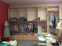 Marvelous New Storage At Matilda Jane Clothing!