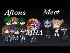 Fnaf1 Meet Afton Kids Gacha Club Series Pt 1 Youtube Afton Kids Anime