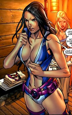 Huntress (Bertinelli) screenshots, images and pictures - Comic Vine