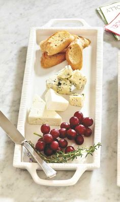 Print  Recipe: Honey-Rosemary Cherries & Blue Cheese Crostini    Author: Southern Living  Recipe type: Appetizer        Begin...