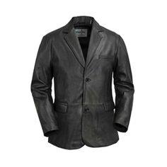 Black, Large M//C Milwaukee Leather Boys Updated Jacket