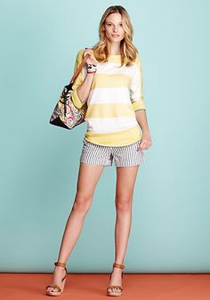 WE LIKE OUR SHORTS PREPPY AND WE LIKE THEM SHORT, THESE ARE OUR FAVORITE SO FAR