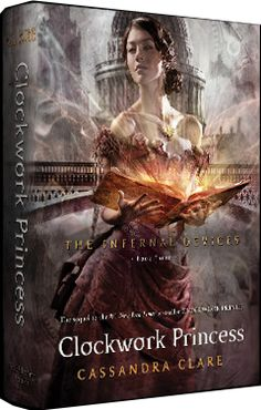 Clockwork Princess by Cassandra Clare.    Although this was a little slow at times, this book ended up being the fantastic ending to the Infernal Devices trilogy. It has great action scenes and heartbreaking scenes. If you're a fan of Clare's work - you'll like this book!