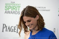 #StanaKatic at the  Film Independent Spirit Awards 2014