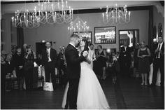 First Dance | Carly Michelle Photography #AldenCastle #ModernVintage #Wedding #FirstDance