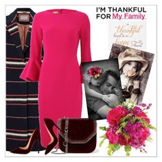 """""""I Am Thankful For My Family!"""" by vittorio-1 ❤ liked on Polyvore featuring Christian Louboutin, Michael Kors, STELLA McCARTNEY, Guide London, fashionset, polyvoreeditorial, thanksgiving and polyvoreset"""