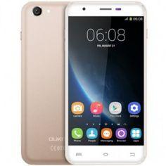 OUKITEL U7 Pro Android 5.1 1GB 8GB MTK6580 Quad core Smartphone 5.5 Inch 8MP Camera Golden