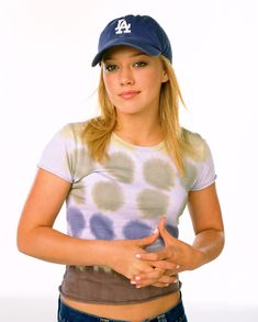 Hilary Duff - A Cinderella Story, The Lizzie McGuire Movie, Agent Cody Banks, Raise Your Voice and Cheaper by the Dozen