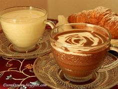 RECEPTY Z MOJEJ KUCHYNE A ZÁHRADY: Horúca čokoláda s kokosovým mliekom