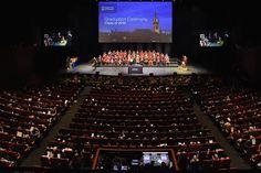 University of Glasgow Graduation Ceremony (2016) (Credit: University of Glasgow Singapore)