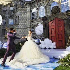 Vestido da noiva - Follow Me Project
