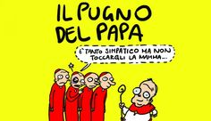 Informazione Contro!: La mamma del Papa