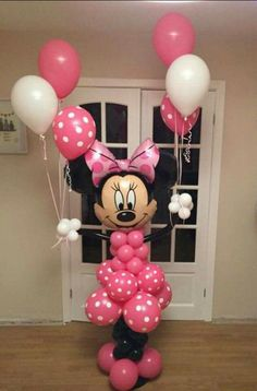 Minnie Mouse - Balloon Your Room