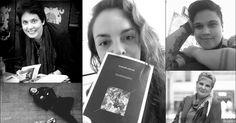 Autoras de Paracaídas Soluciones Editoriales, Los libros más pequeños del mundo y Polifonía Editora presentan sus libros
